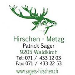 Hirschen-Metzg