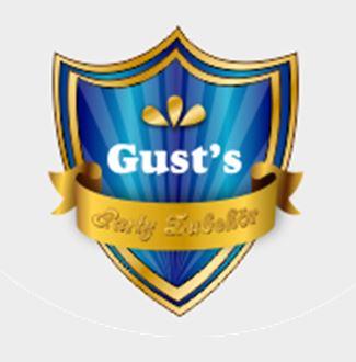 Gust's Party Zubehör